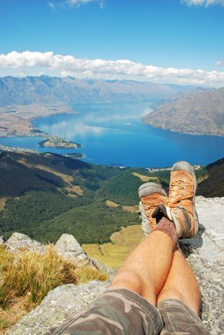 Tramping New Zealand